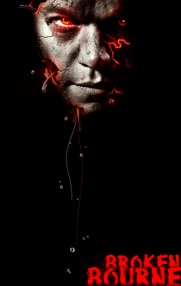 Broken Bourne by jjfwh