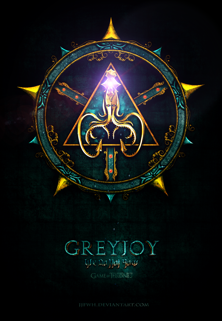 Game of Thrones Greyjoy by jjfwh