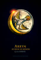 Game of Thrones Arryn by jjfwh