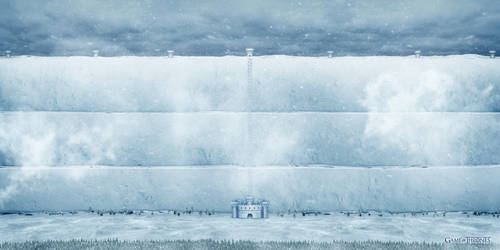 Game of throne The Wall ice version