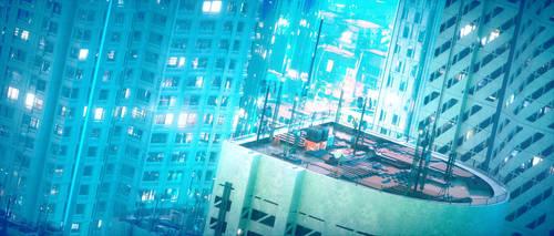 CyberPunk City2