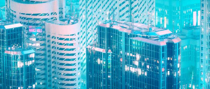 CyberPunk City 4