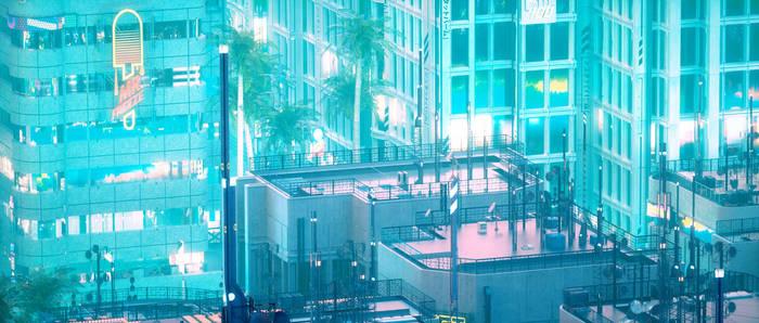 CyberPunk City 5
