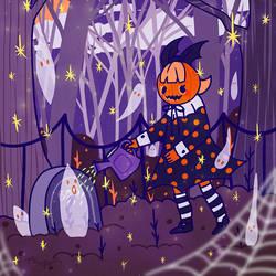 Pumpkina by Blacklottus