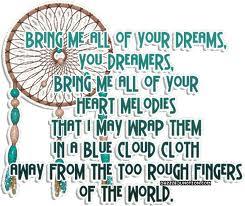 dreamcatcher poem by beckywecky94 on DeviantArt
