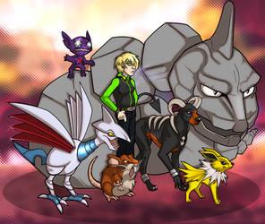 Dream team by RatShadows