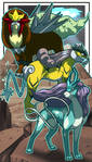Legendary beasts by RatShadows