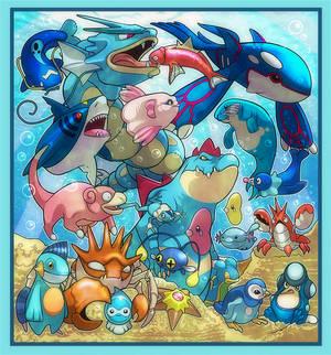 Water Pokemon 1