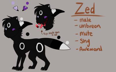 Zed Ref by zimpuppy