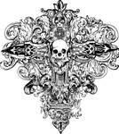 Evil Emblem Illustration