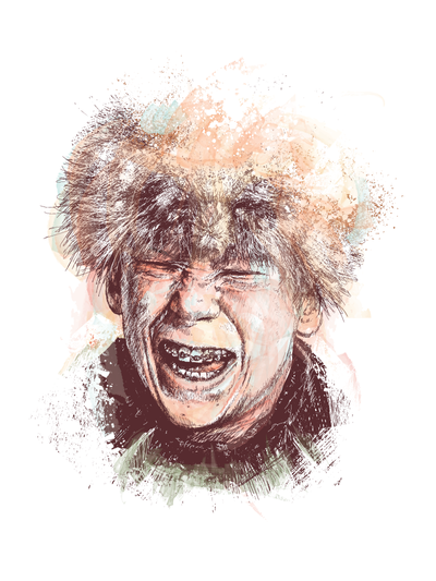 Scut Farkus from A Christmas Story by chadlonius