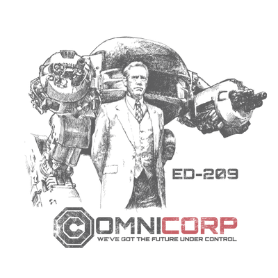 OMNICORP- Retro corporate sponsored apparel by chadlonius