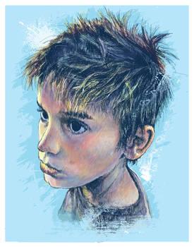 The Max Color Portrait