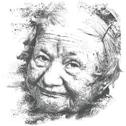 Irena Sendler Portrait
