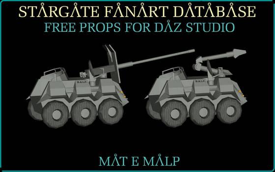 [Free Prop] Stargate MALP MAT
