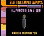 [Free Prop] Starfleet Hypospray 2364