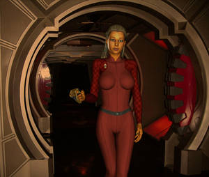 Bajor Militia Officer