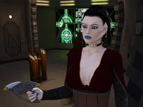 [Free Prop] Dominion Phaser for Daz and Poser