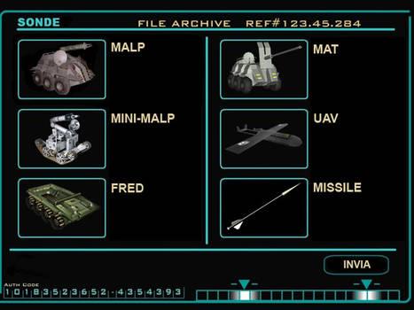 Send a probe in Stargate