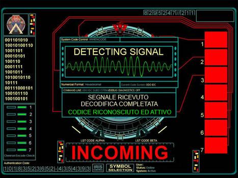 Stargate Command GDO Signal