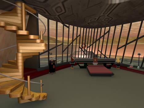 Vulcan House: Interior