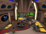 Deep Space 9 Control Room