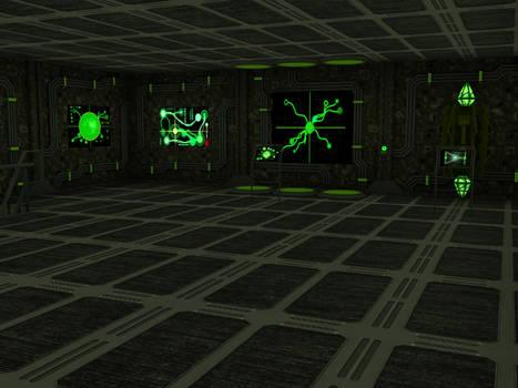 Borg Vinculum Room