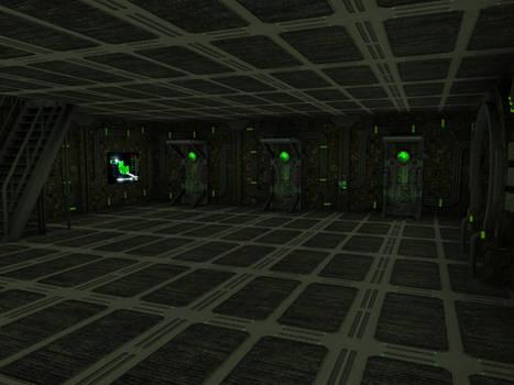 Borg Alcoves Room