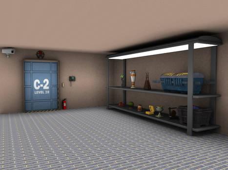 Stargate Command finds storage room