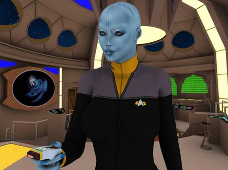 [Free Prop] Star Trek TNG Phaser Type 1