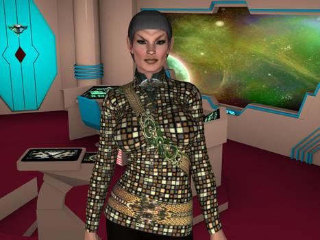 [Free Texture] Romulan Nemesis Uniform for V4 by MurbyTrek