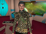 [Free Texture] Romulan Nemesis Uniform for V4 by MurbyTrek