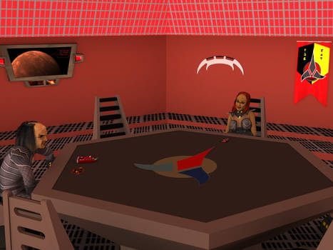 Klingon Briefing