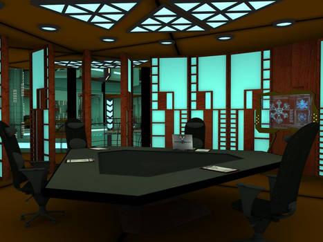 Stargate Atlantis: Briefing Room