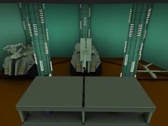 Stargate Atlantis: Malp, Uav