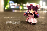 Patchouli's Day Out