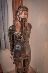 Minor infractions, light punishment. by Captivekink