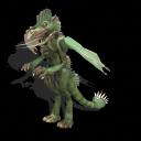 Spore Creature 1 by ZeroPercentLove