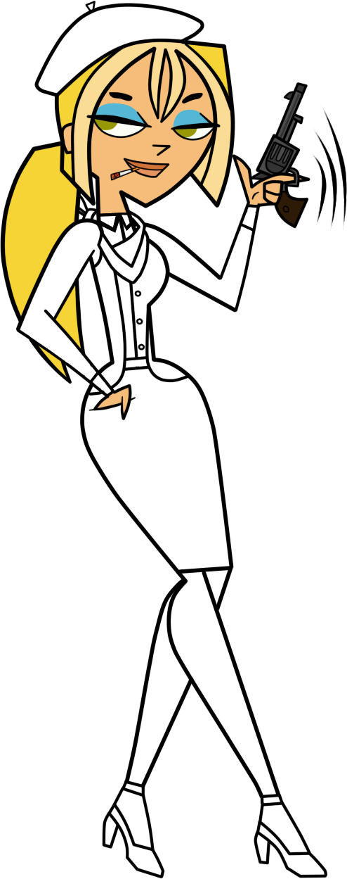 Gunmoll Bridgette (Imcomplete) by DukeyDukeyDoo