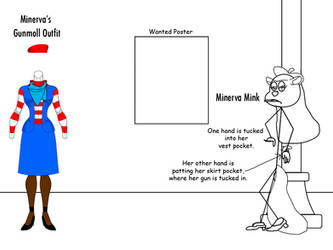 Gunmoll Minerva Beta Design Sketch
