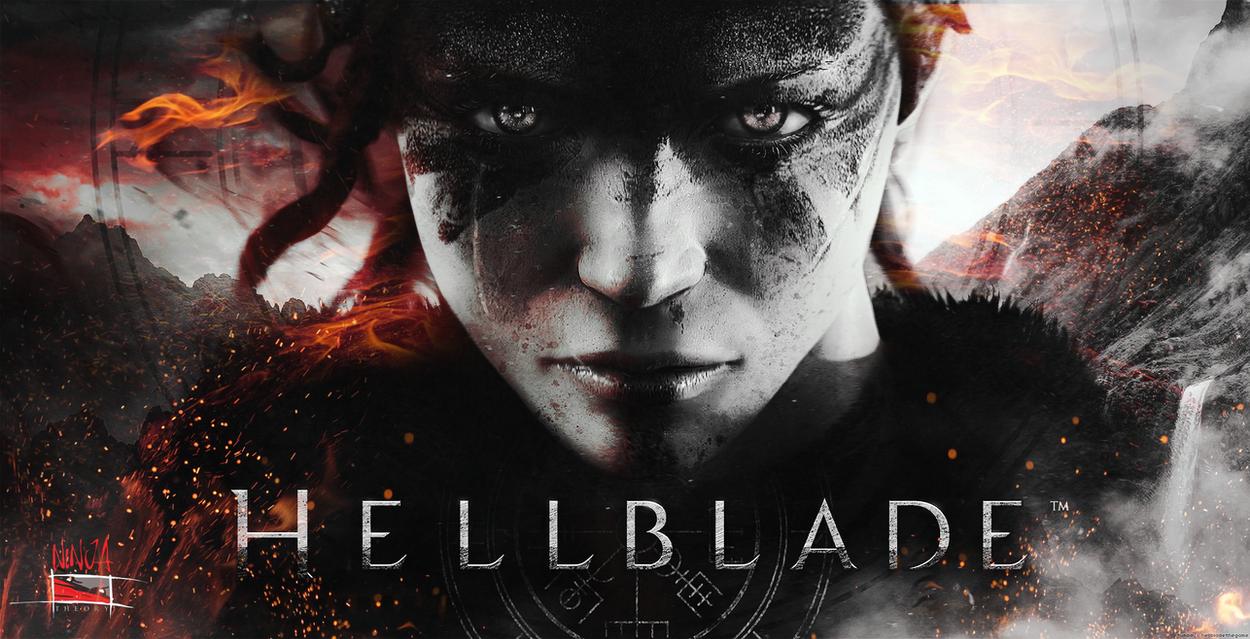 Hellblade wallpaper by delsinrowee