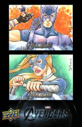 The Avengers Assemble 1 by mechangel2002