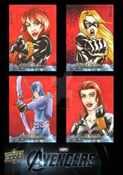 The Avengers Assemble 2 by mechangel2002
