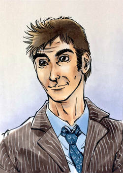 Doctor Who Tenth Doctor PSC by mechangel2002