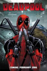 Official Deadpool Movie Poster by mechangel2002