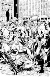 WWII comic 1_cover by mechangel2002