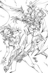 Fantasy comic 1_coverB