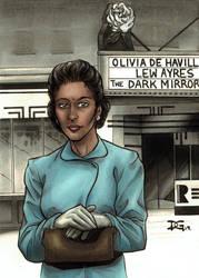 Viola Desmond flashcard art by mechangel2002