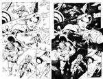 Protostar page 2 INK