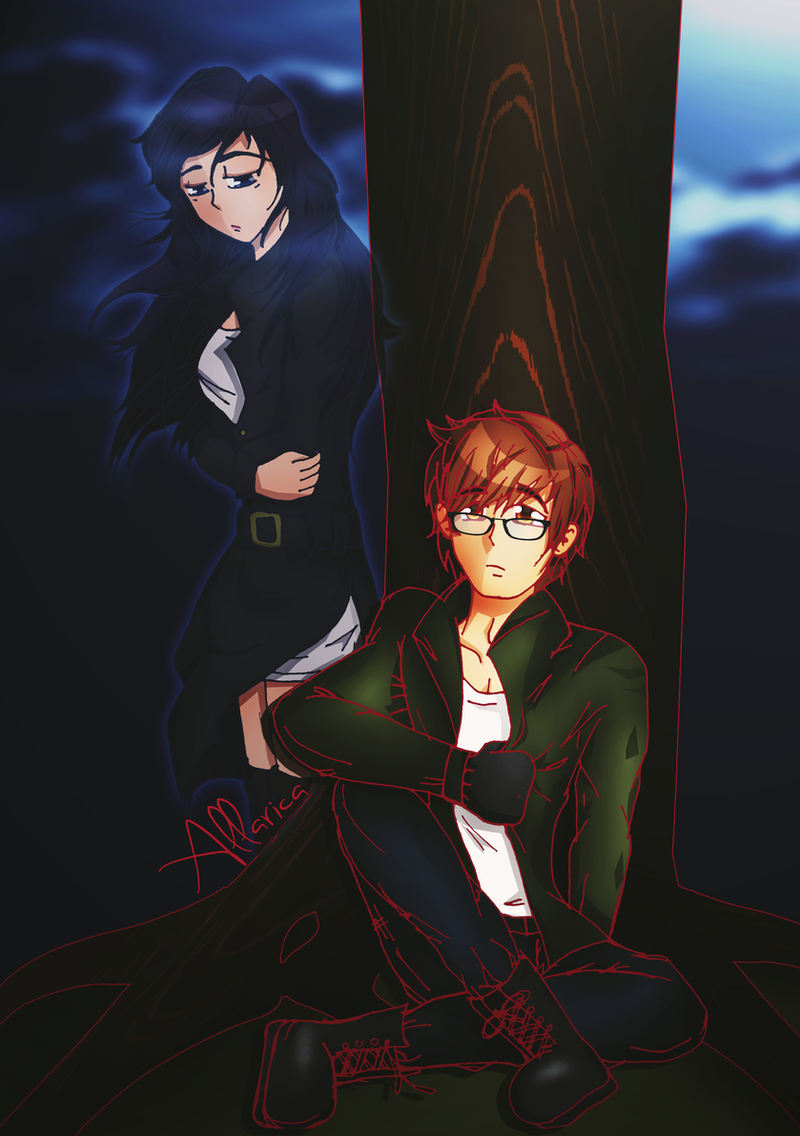 Simon and Isabelle (CONTAINS COHF SPOILERS) by allarica on ...